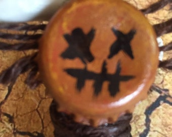 Post Apocalyptic Wasteland Witch Bane Totem Pin 7