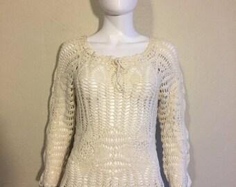 673488ca607 SALE Closing shop SALE sweater top shirt knit crochet sweater