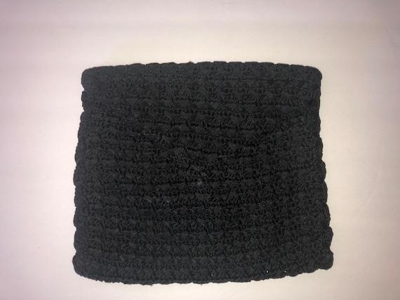 Vintage Crochet  Purse 40s 50s 60s