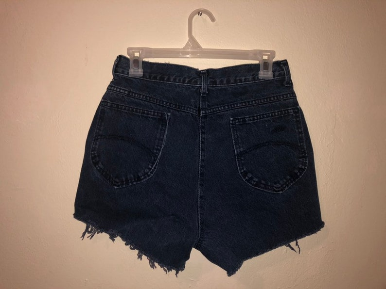cutoffs Jean Shorts   W 29  waist SALE Closing Shop SALE Chic Shorts Jean cut off shorts
