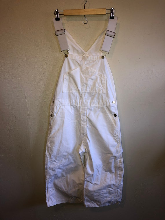 Dickies white overalls coveralls   Dickies    work
