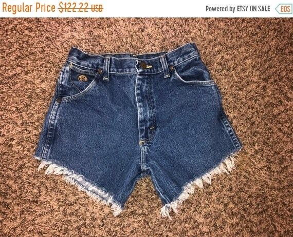 SALE Closing Shop SALE Wrangler Shorts, Jean cut o
