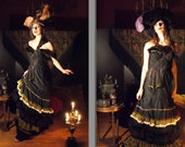 SALE was 1200 one week only FEATHERS Fabulous Rock n Roll Belle Époque by Boudoir Queen Couture