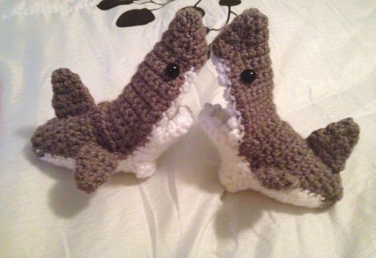 Babyschuhe Shark Socken Babyschuhe Hai Hai Baby auf