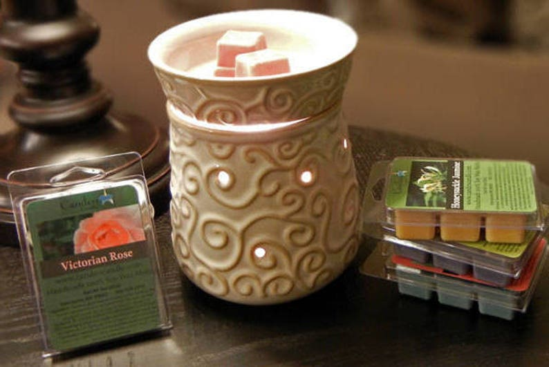 2-Pack Mango Margarita Soy Melt Cubes by Candeo Candle