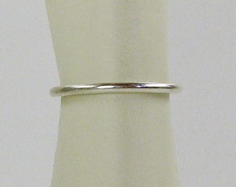 Sterling ring, silver ring, spacer ring, stackable ring