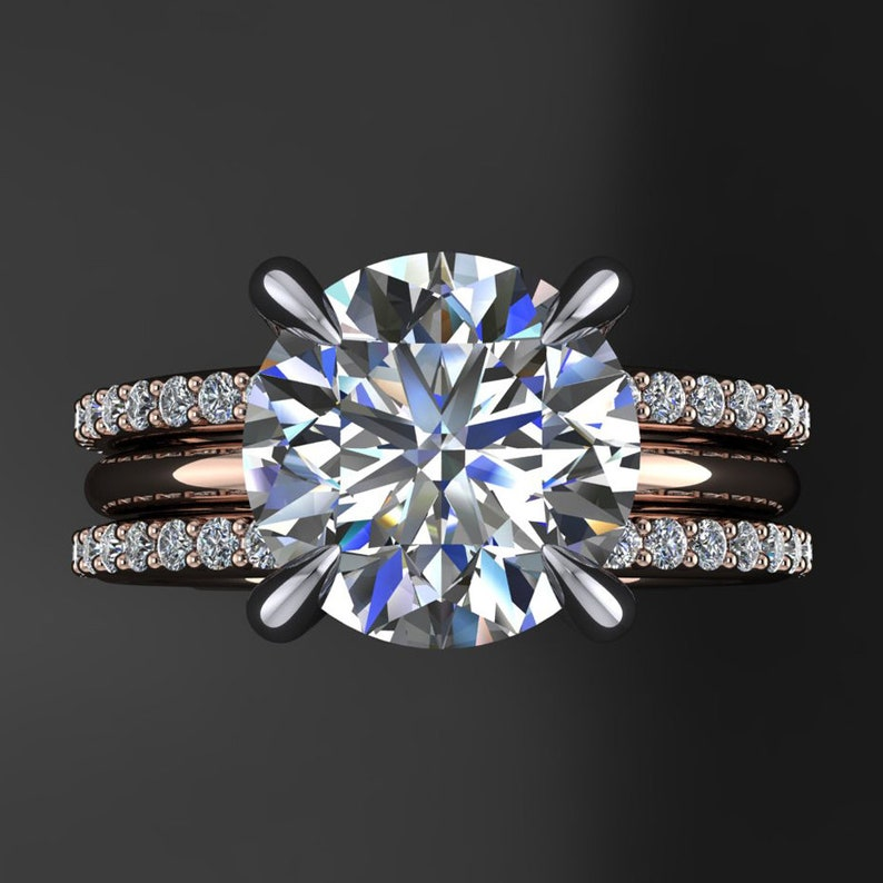 Le Vian ® Chocolate Diamond (3/8 Ct. T.w.) & Nude Diamond