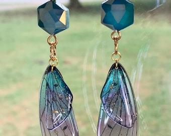 Handmade Earrings Jewelry Carols glass Creations Made in USA