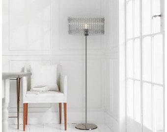 floor lamp with flexible shade terrific tubes professional base high - Floor Lamp Base