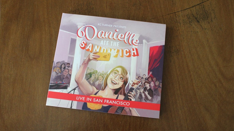 Live in San Francisco by Danielle Ate the Sandwich image 0