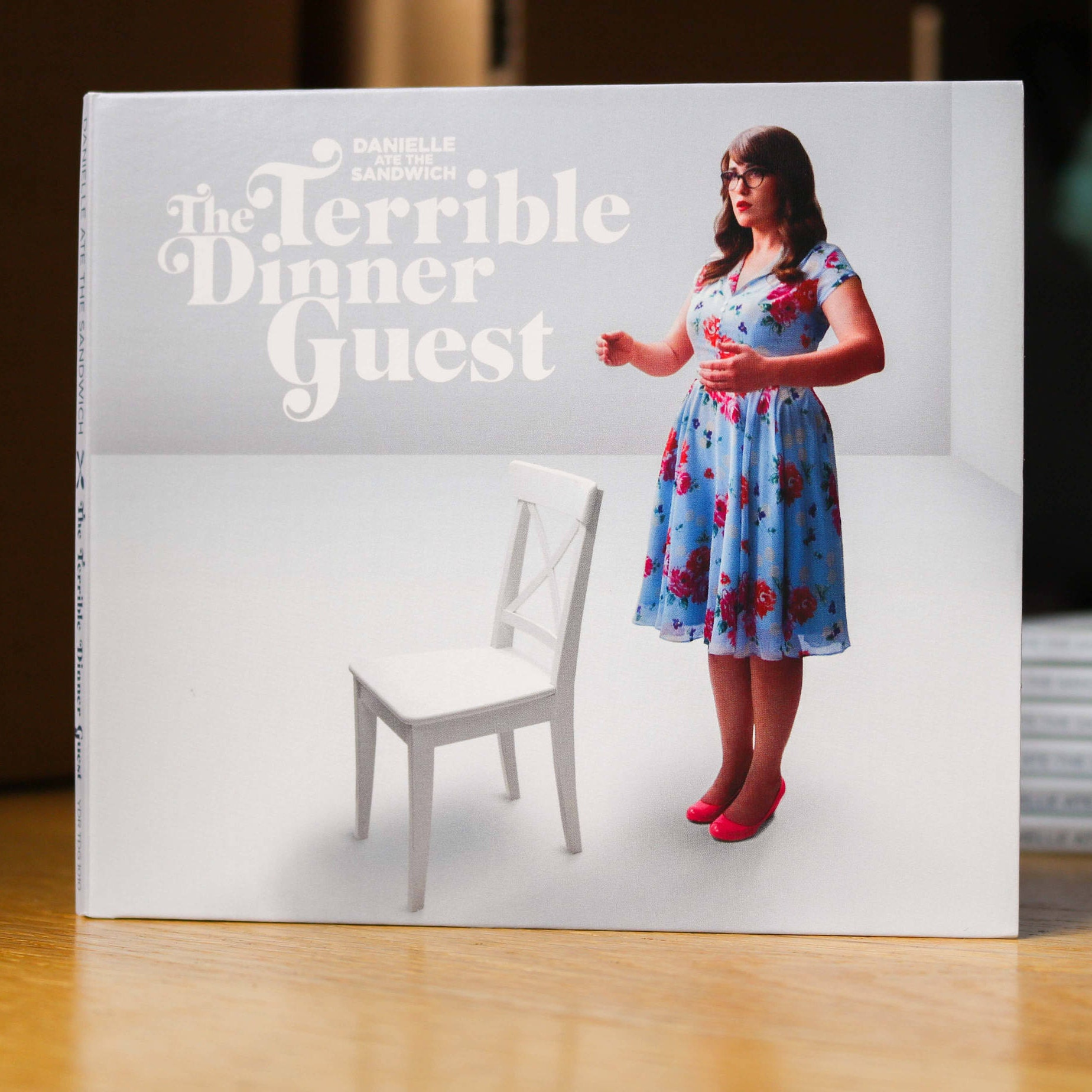 The Terrible Dinner Guest album by Danielle Ate the Sandwich