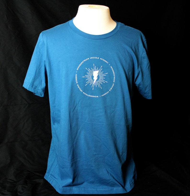 Wonderstruck Ukulele Academy Tshirt image 0