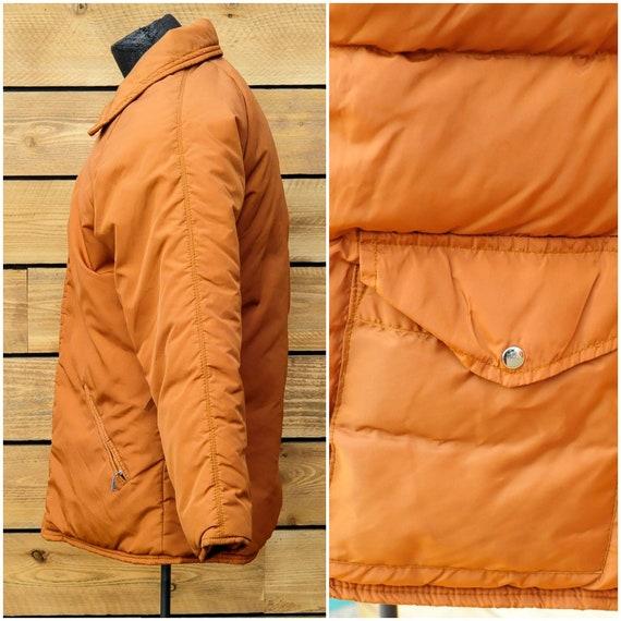 vintage ski jacket vintage ski coat 1970s ski jack