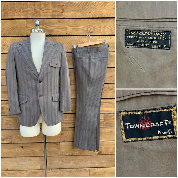 medium, 1970s suit, mens suit, western suit, retro