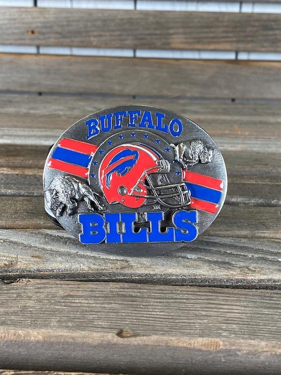 Buffalo Bills, Buffalo Bills belt buckle, NFL belt
