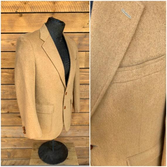 medium, camel hair coat, camel sports coat, camel