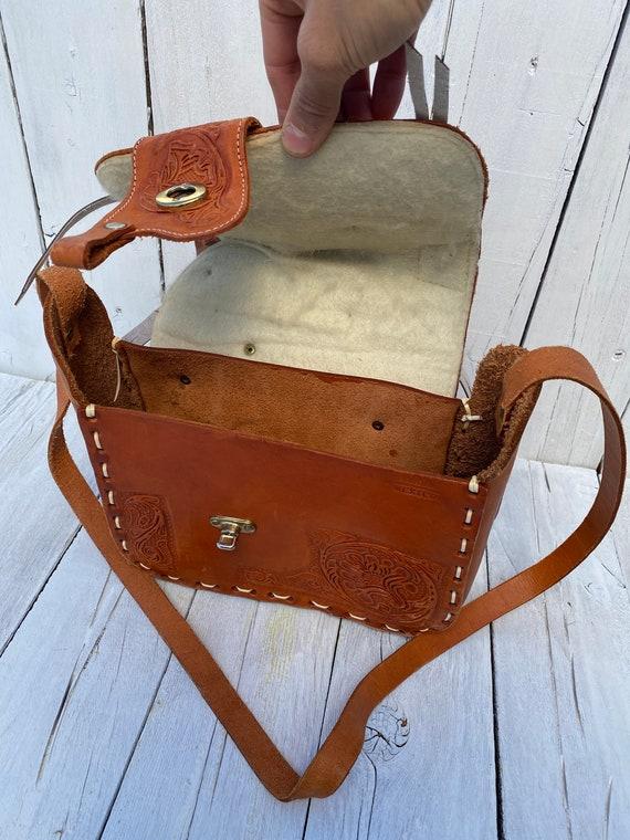 western purse, western handbag, handmade, FREE US… - image 6