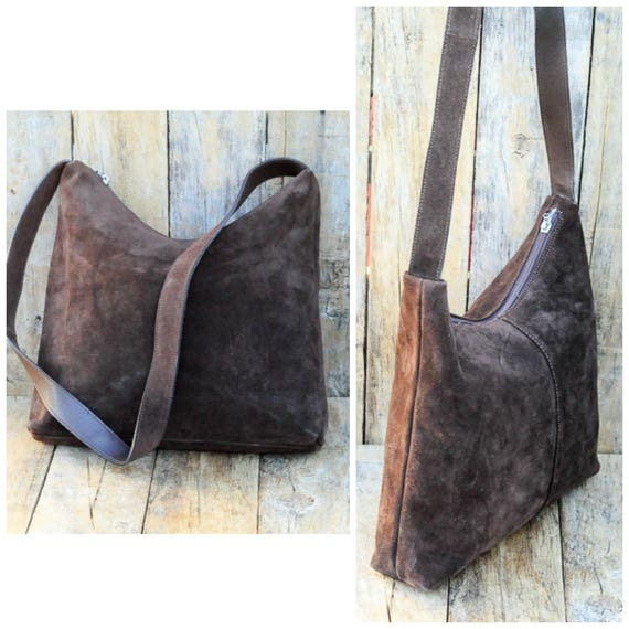 Crossbody Bag Leather Crossbody Bag brown leather