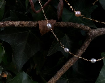Pearl Diadem Necklace