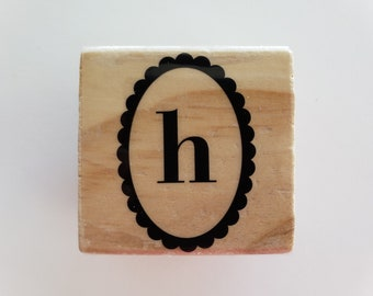 Wood Mounted Rubber Stamp CREATED BY mcrs 06-31
