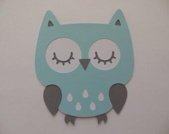 boy owl baby shower etsy
