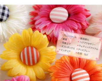 Artificial Flower Basic Lesson - Japanese Craft Book