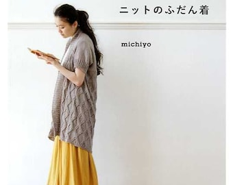 Cotton Yarn Knit & Crochet Clothes - Japanese Craft Book MM
