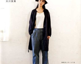 SIMPLE CHIC Clothes - Japanese Craft Book MM