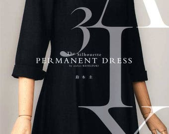The Silhouette Permanent Dress by Atelier Suzuki - Japanese Craft Book