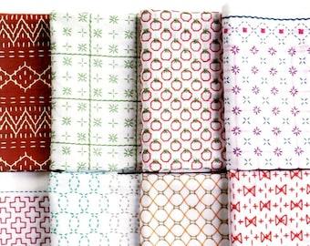 29 Design Sashiko Embroidery - Japanese Craft Book