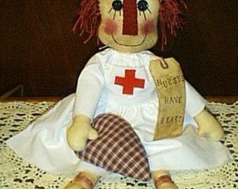 Nurses Have Heart E-pattern