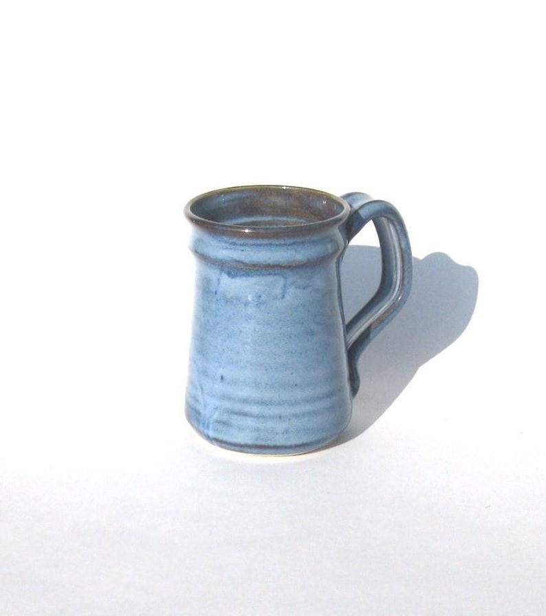 Mug  12 Ounce Size   Pacifica Blue Glaze image 0