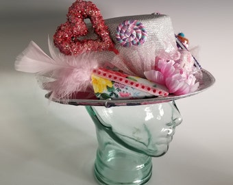 Let Them Eat Cake - Headdress - Hat - Head Piece - One Of A Kind