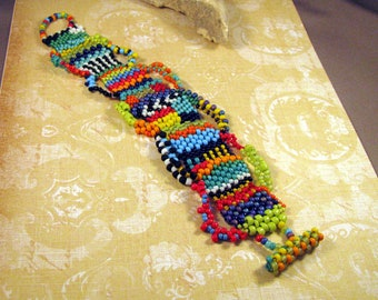 Freeform Sculptural Beaded Beads Tutorial PDF