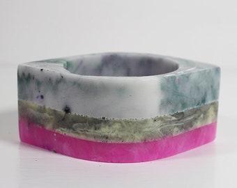 AS_65, bracelet résine, bracelet en résine, comme série