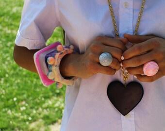 AS_1, taille US déclaration 9.25 bague, bijoux italien, fait à la main en Italie, fabriqué en Italie,