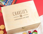Personalised Christmas Eve Box for Children