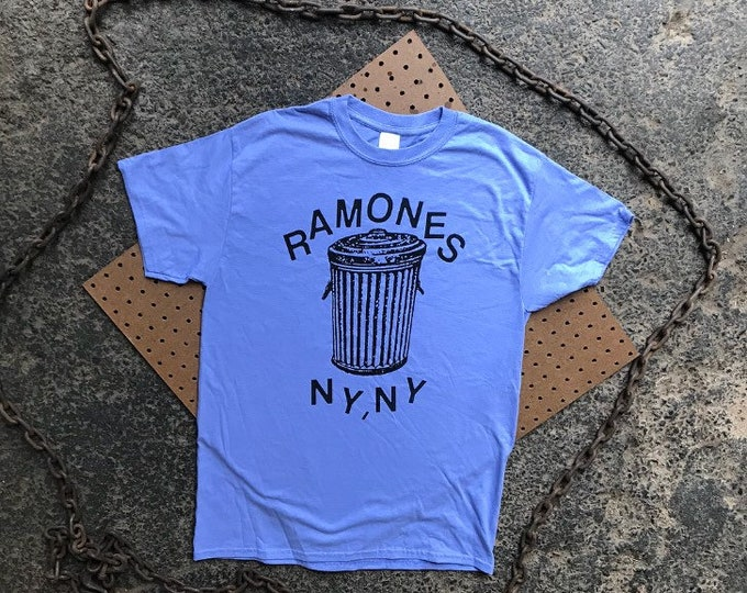 Featured listing image: Ramones Trashcan Shirt