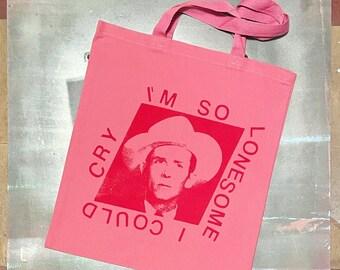 Hank Williams Bag