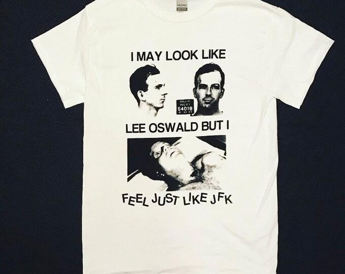 JFK/Oswald Shirt