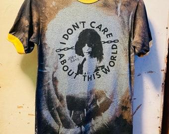 Joey Ramone Bleached Ringer