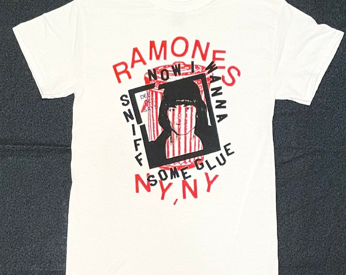 Dee Dee/Ramones Shirt