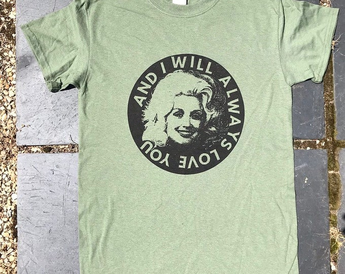 Featured listing image: Dolly Parton Shirt