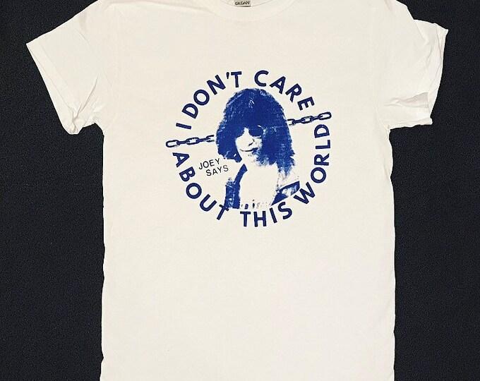 Joey Ramone Shirt