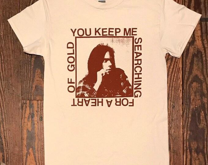 Neil Young Shirt