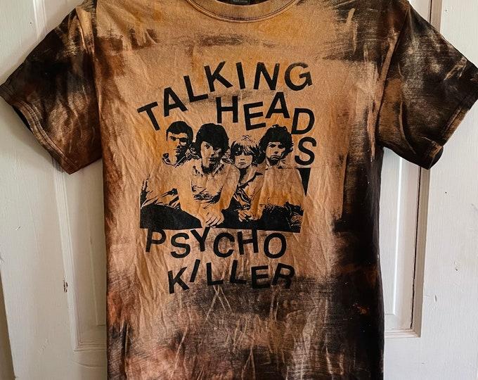 Bleached Talking Heads Shirt