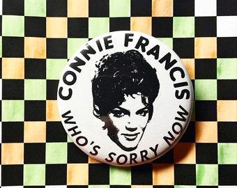 Connie Francis Pin
