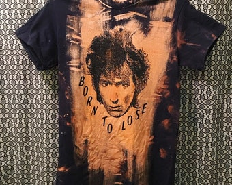 Johnny Thunders Bleached Shirt