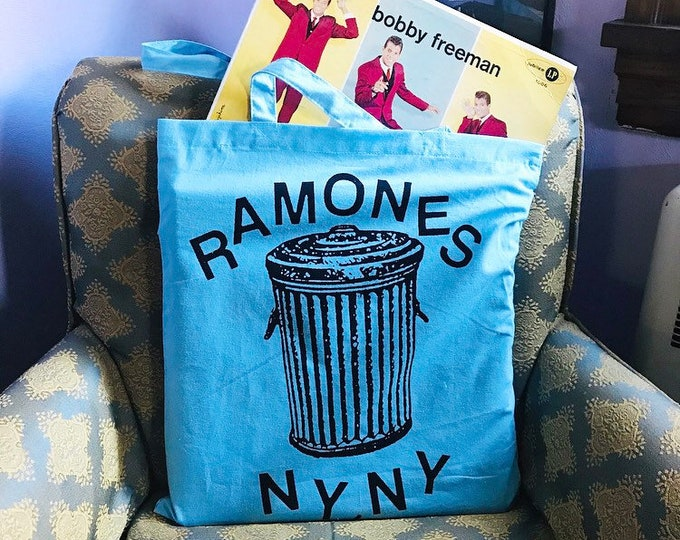 Featured listing image: Ramones Bag