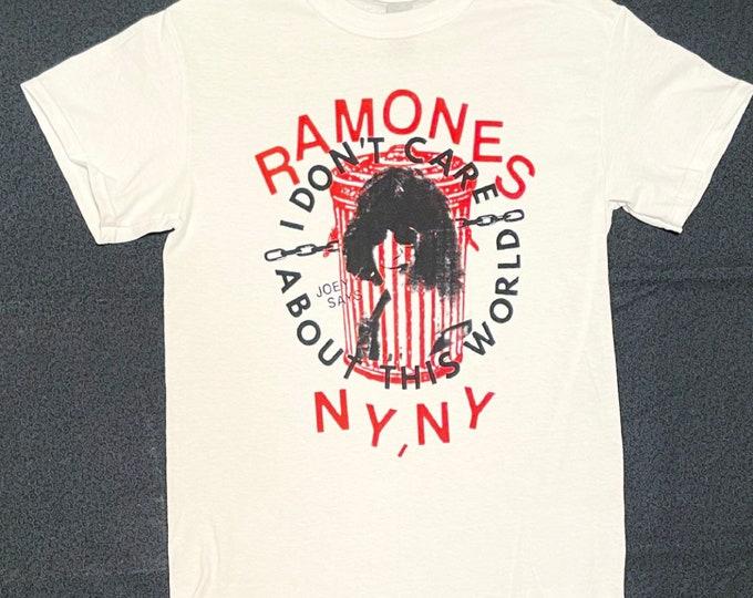 Joey X Ramones Shirt